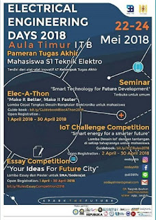 Event Electrical Engineering Days ITB