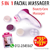 5 in 1 Facial Massager - Beauty Care - Kedai Online Paling Murah
