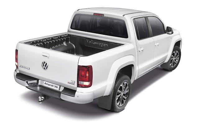 VW Amarok 2020