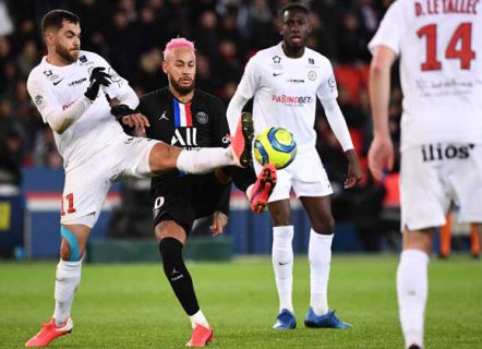 تقرير مباراة باريس سان جيرمان أمام مونبلييه كاس فرنسا