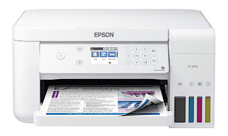Epson EcoTank ET-3710 Drivers Download, Review And Price