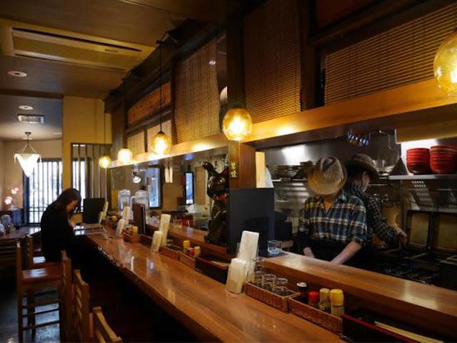 Sen no Kaze là nhà hàng mì Ramen được xếp hạng số 1 thế giới về chất lượng