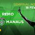 TV Brasil transmite Remo x Manaus pelas semifinais da Copa Verde nesta quinta-feira