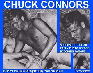 Naked Chuck connors