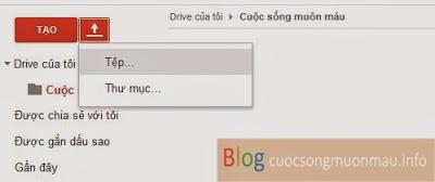 Upload File Css và JS Javascripts lên host Google Drive