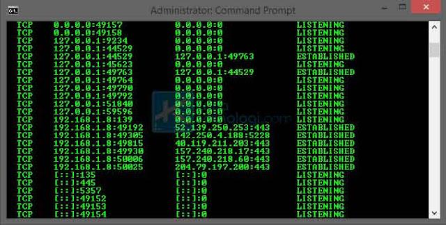 Anda juga dapat menggunakan Command Prompt (CMD) untuk menemukan lokasi seseorang tanpa mereka sadari. Tapi pertama-tama, pastikan Anda menggunakan web WhatsApp saat mengobrol dengan mereka dan bukan melalui aplikasi. Untuk melakukan hal ini silakan ikuti caranya di bawah: