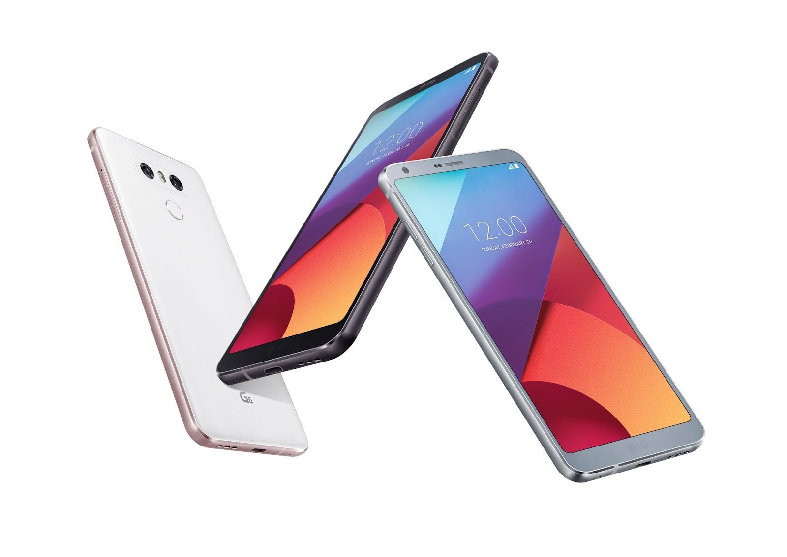 Nuovo LG G6 | Immagini - Video - Caratteristiche 3 HTNovo