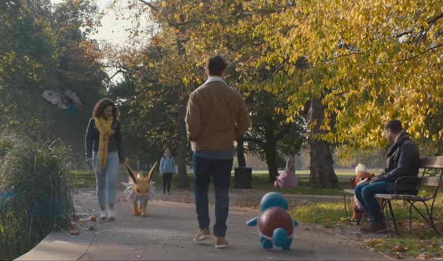 "Game Pokemon GO Mengumumkan Fitur ""Buddy Adventure"""