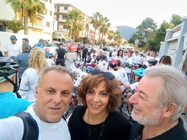 Ήγουμενίτσα: Μεγάλη συμμετοχή είχε η ποδηλατοβόλτα στην Ηγουμενίτσα