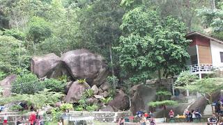 Kolam Renang Tamara Karimun, Sensasi Sejuknya Air Gunung Jantan6