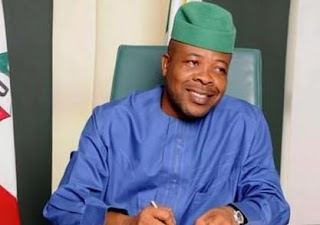 Ihedioha: Why PDP governors stayed away from street protest