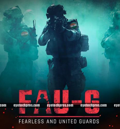 FAU-G: Fearless and United Guards Apk + Obb