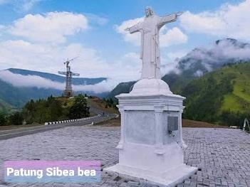 Patung Sibea Bea