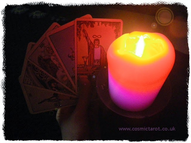 candle divination
