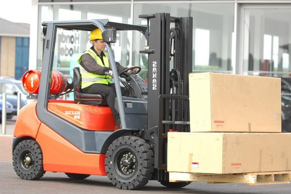 Get certified to use a forklift in 4 1/2 hour course in Hope on August 3 for only $75