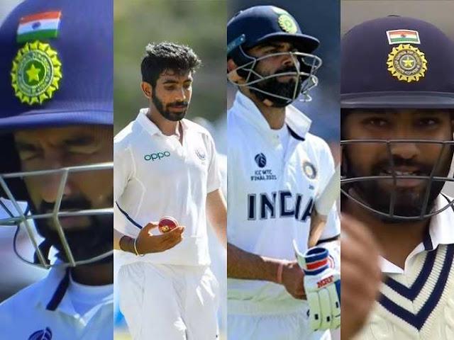 इन चार वजहों से डूबी टीम इंडिया की लुटिया, वरना भारत आती WTC FINAL की ट्रॉफी