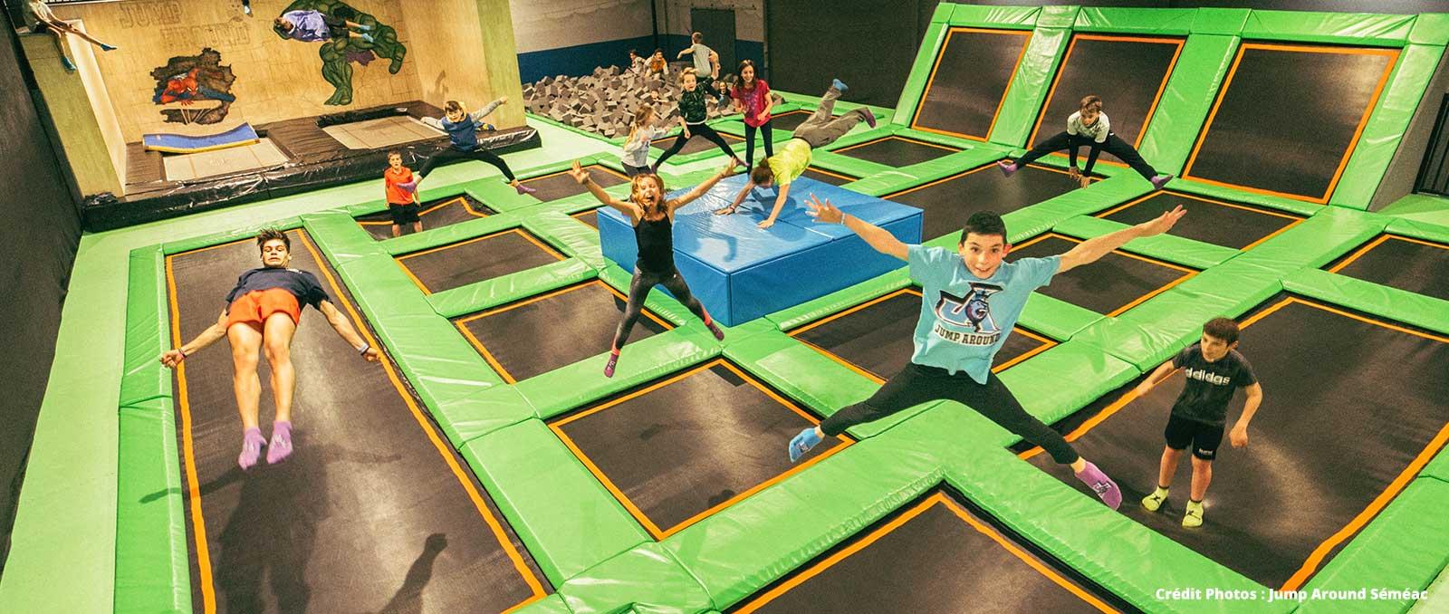 Jump Around - Photo 1