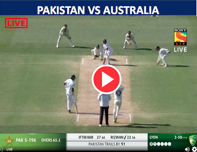 Watch Day 3: Australia vs Pakistan, 2nd Test, Pakistan trail by 85 runs