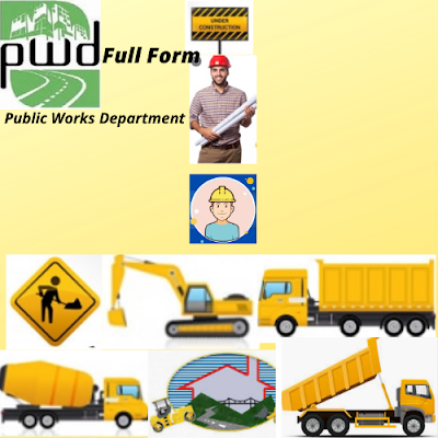PWD Full Form