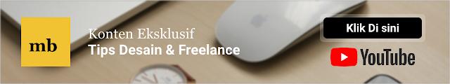 Tips Desain dan Freelance Masbobz, tutorial desain bahasa indonesia, belajar desain gratis