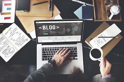 Belajar Blog yang Mudah untuk Pemula