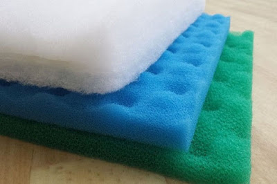 Foam order in Mechanical Filter