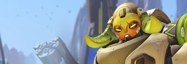 Orisa, nova personagem de Overwatch, é revelada