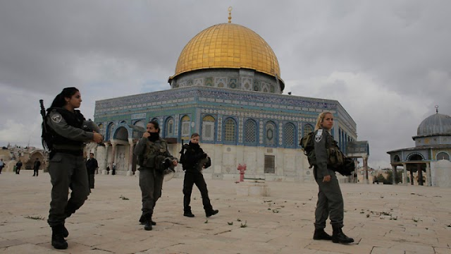 Templo Histórico Judaico está localizado 'pedras de distância' do templo islâmico afirma autor do livro 'Temple Revealed'