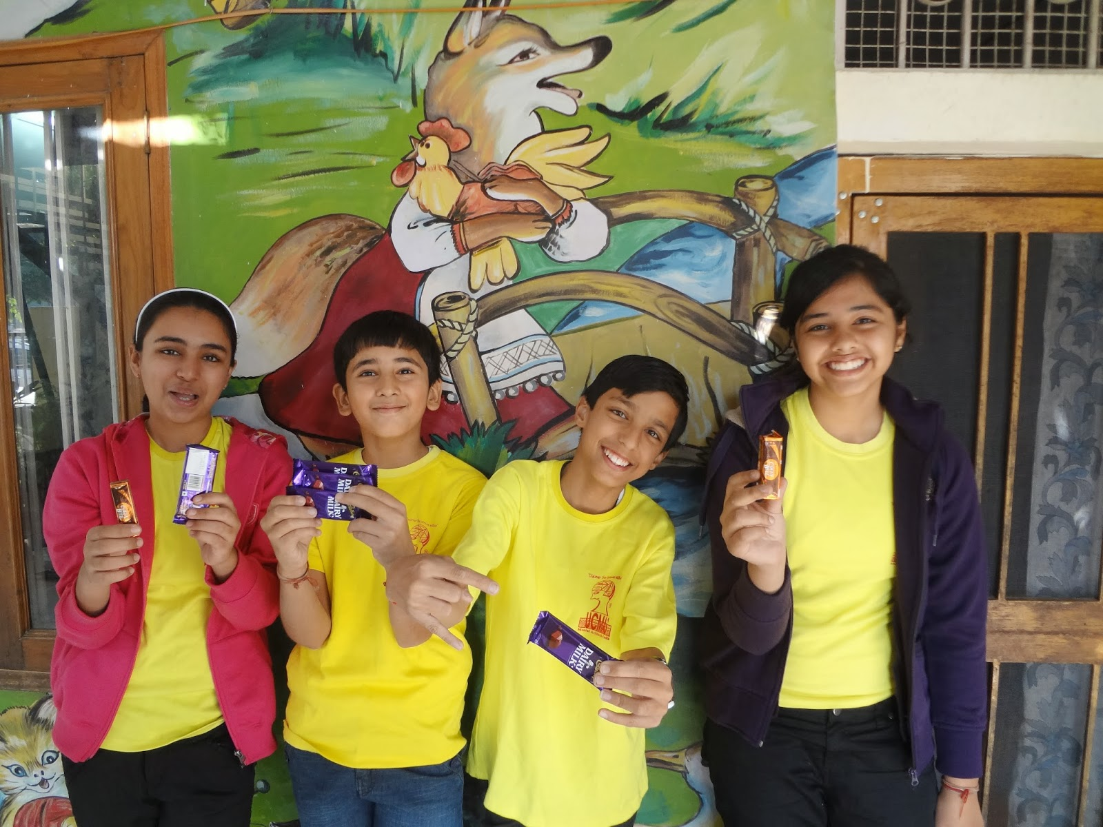 Ucmas Abacus For Kids Chocolate Test Part 2
