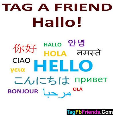 Hi in French language