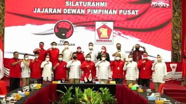 Ada Upaya Memutus Bayang-bayang Luhut di Balik Pertemuan PDIP-Gerindra