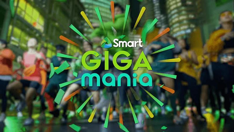 Smart Giga Mania Raffle Promo