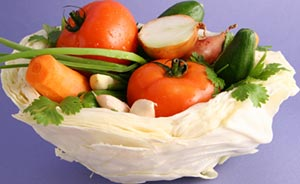 Vegetables Detox 3