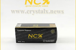 Review Lengkap NCX NASA Pengganti Crystal x! NEW ORIGINAL