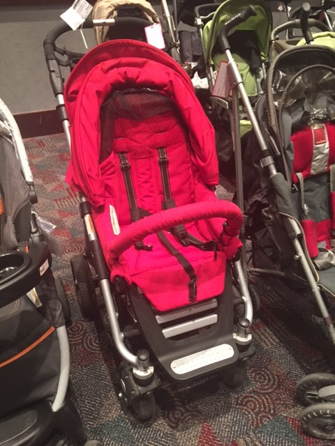 strollers at consignment sales