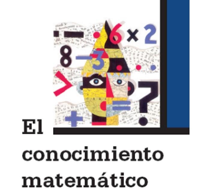 El conocimiento matemático - Algo de matemáticas