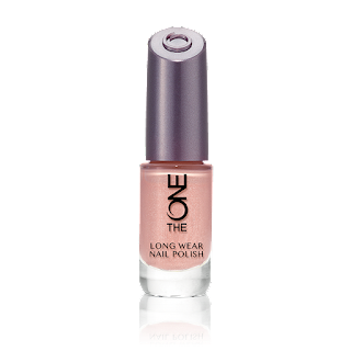 Oriflame Βερνίκι Νυχιών Long Wear The ONE Απόχρωση: Ice Pink