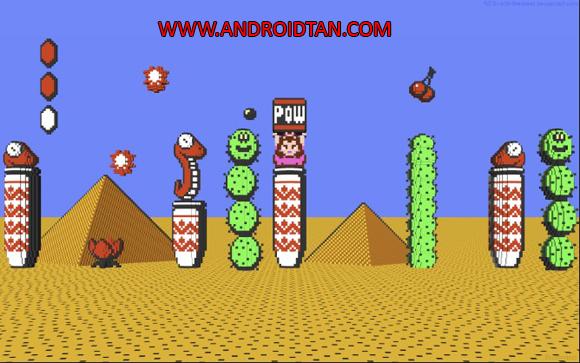 Super Mario 2 HD Mod Apk Unlimited Coins
