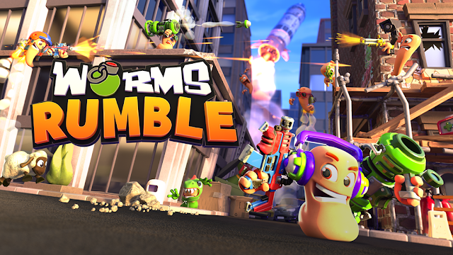 WORMS RUMBLE REVEALED!