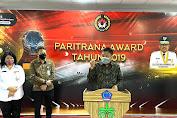 Pemprov Sulut Berhasil Meraih Paritrana Award 2019