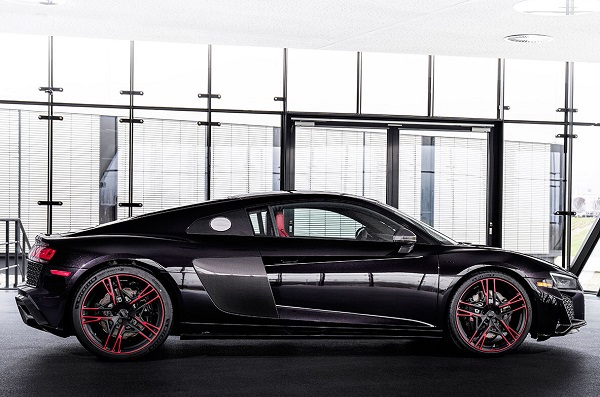 Audi R8 Panther Edition RWD