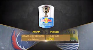 Susunan Pemain Arema FC vs Persib Bandung - Piala Indonesia 22/2/2019