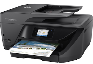 Impresora HP Officejet Pro 6970 para Windows y Mac