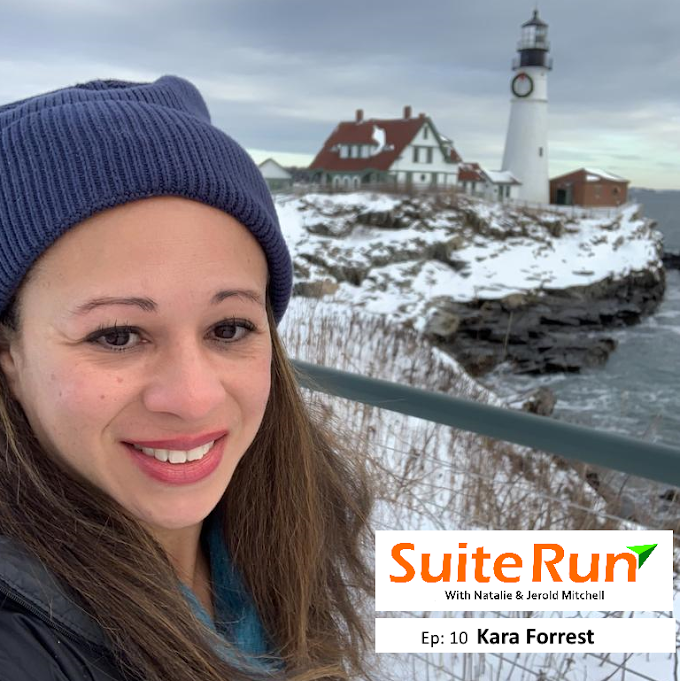 10 | Portland, ME with Kara Forrest: Running in Vacationland