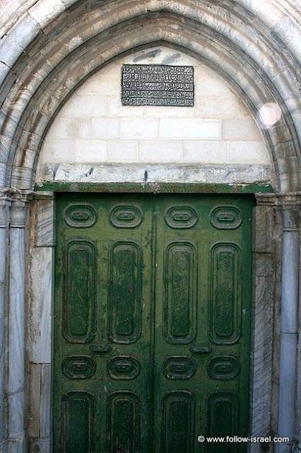 ישראל בתמונות: המסגד הגדול, רמלה