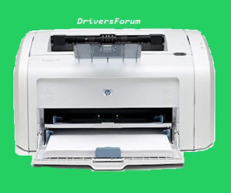 HP Laserjet 1018 Printer Driver