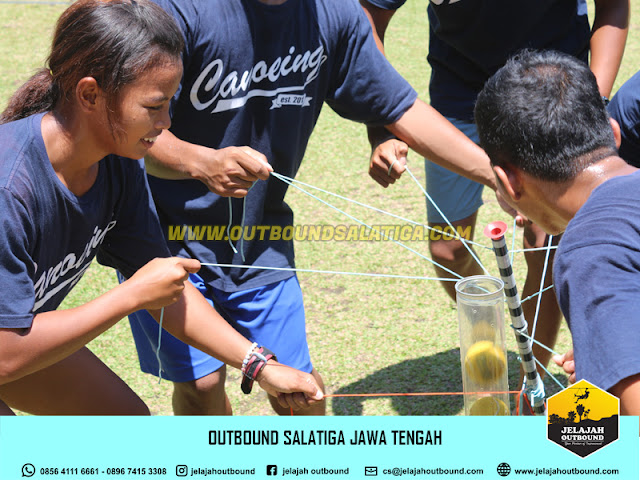 jasa paket outbound salatiga