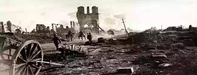 প্রথম বিশ্বযুদ্ধের ফলাফল কি ছিল