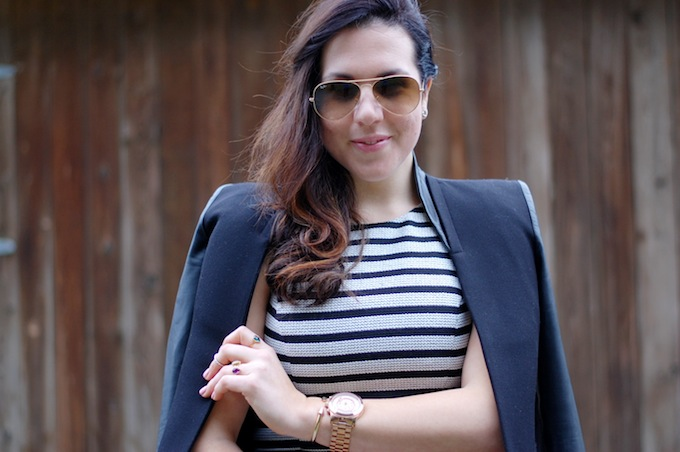Vancouver fashion blogger Aleesha Harris of Covet and Acquire