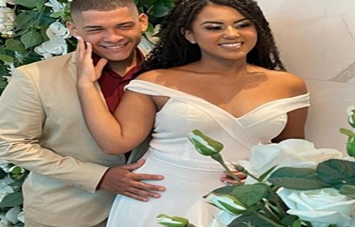 Casal que vendia cuscuz para fazer casamento consegue realizar sonho: 'Os clientes viraram nossos amigos'